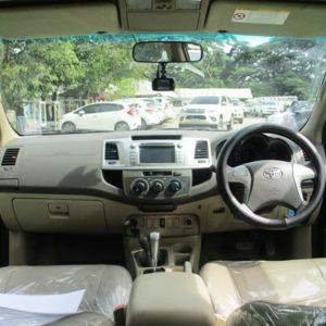 Hilux Vigo Double Cab Basic