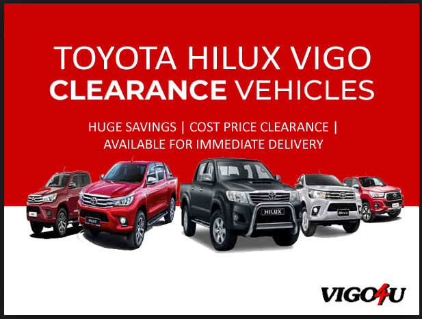 Toyota Hilux 2021 | Toyota Fortuner | Toyota Pickup Truck